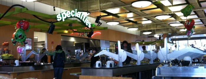 Brockway Dining Center is one of NYC Syracuse UNI.