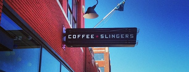 Coffee Slingers is one of Coffee Shops.