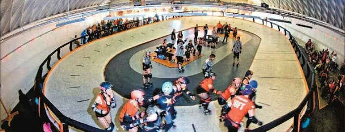 Main Street Roller Derby is one of All Skate.
