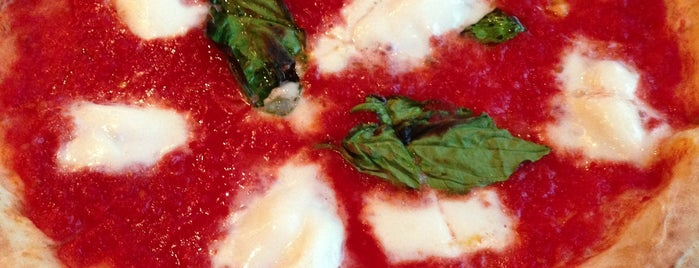 Pizzeria Testa is one of Let's eat pizza in D-FW!.