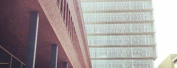 Arteveldehogeschool - Campus Kantienberg is one of Artevelde.