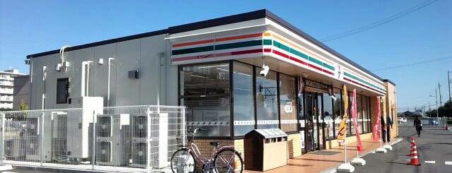 セブンイレブン 稲沢船橋町店 is one of よく行くところ.