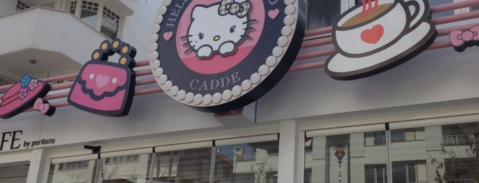 Hello Kitty World is one of Istanbul <3.