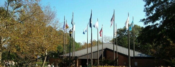 American Revolution Museum at Yorktown is one of All-Time Favourite Places.