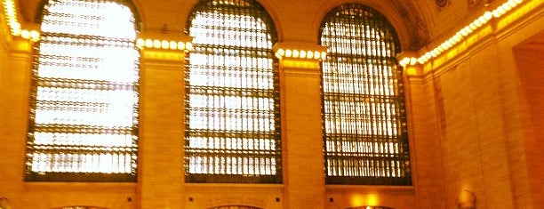 Grand Central Terminal is one of New York City's Must-See Attractions.