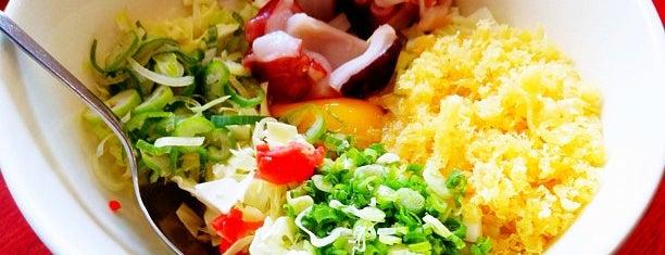 Nanjya Monjya is one of Favorite Food.