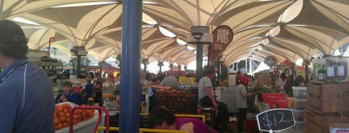 EQ Village Markets is one of The Entertainment Quarter.
