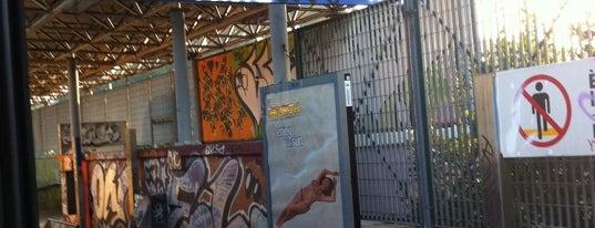 Stazione Nuovo Salario is one of Muoversi a Roma.