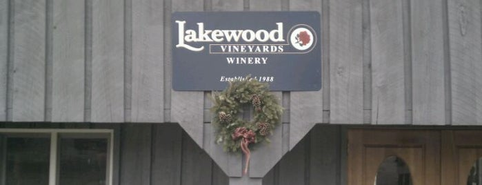 Lakewood Vineyards is one of New York State Wineries.