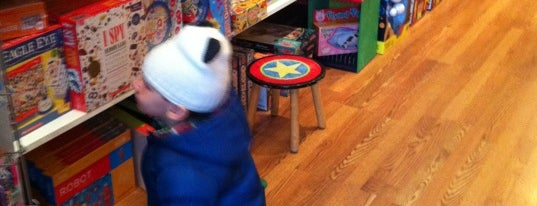 Kaleidoscope Toy Store is one of A Kid's Day in Bay Ridge.