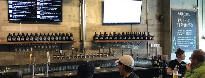 Pacific Standard is one of SF Bay Area Brewpubs/Taprooms.