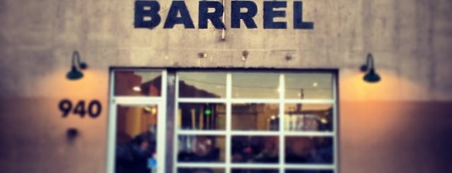 The Rare Barrel is one of SF Bay Area Brewpubs/Taprooms.