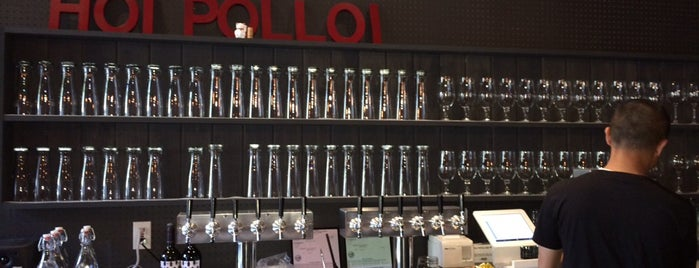 Hoi Polloi Brewpub & Beat Lounge is one of Beer Bay Area.
