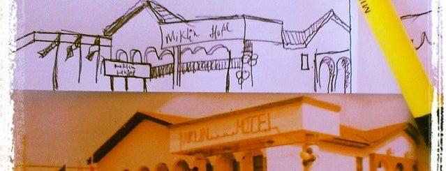 Miklin Hotel is one of Favorite Food.