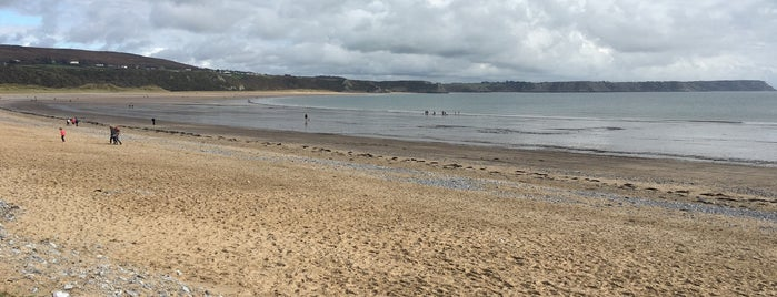 Oxwich Beach is one of Shelbyart's Favourite Places.