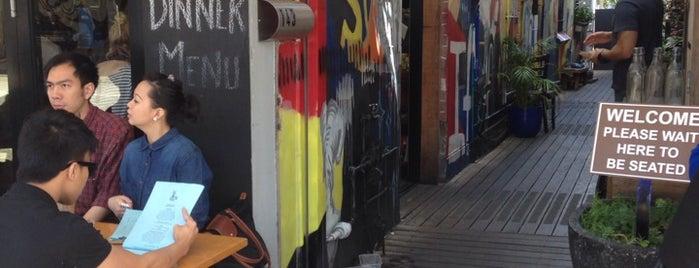 Three Blue Ducks is one of Sydney Eatables.