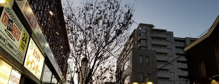 蛸薬師商店街 is one of Mall in Kyoto.
