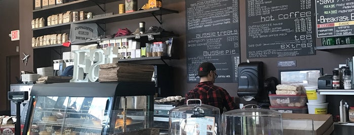 Cuppacoffee is one of Boston.
