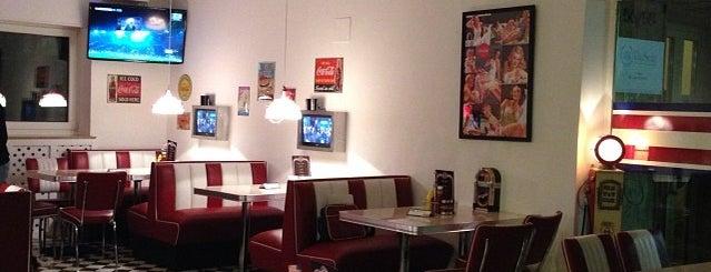 Jones - K's Original American Diner is one of Munich Burger.
