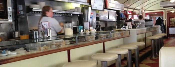 Wellsboro Diner is one of PA Shooflyer.