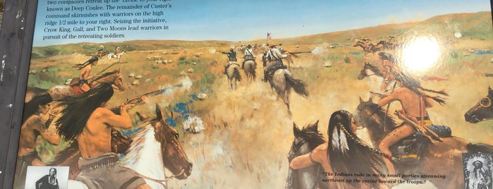 Little Bighorn Battlefield National Monument is one of Places I've Been..