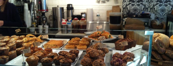The Wholy Grain is one of The 15 Best Places for Pastries in Boston.