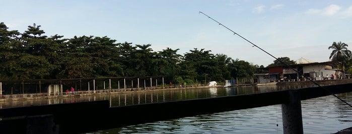 Kolam Memancing Ikan Kota Kemuning is one of b.
