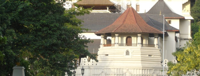 Temple of the Sacred Tooth Relic is one of Trips / Sri Lanka.