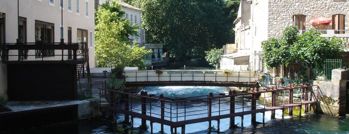 Fontaine-de-Vaucluse is one of Trips / Vaucluse, France.
