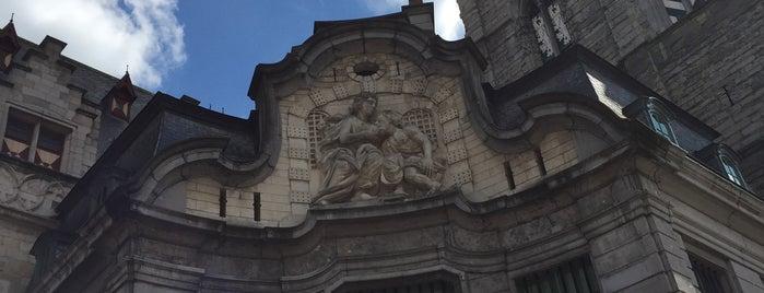 Mammelokker is one of Belgium / World Heritage Sites.