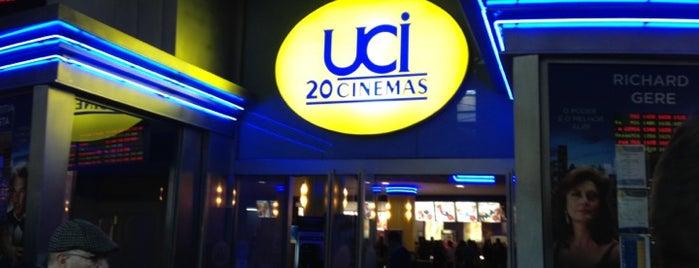 UCI Arrábida 20 is one of Sítios que valem a pena ir no Grande Porto.