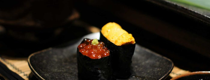 Sushi Inoue is one of NYC Michelin Star Sushi - 2017.