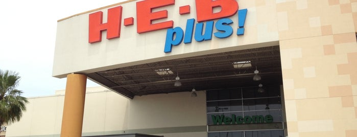 H-E-B plus! is one of Stores to find Little Soya in Houston!.