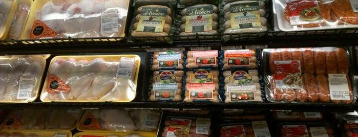 Hannaford Supermarket is one of Favorites.