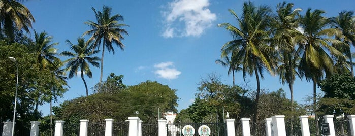State House is one of Ian-Simeon's Guide To Dar es Salaam.