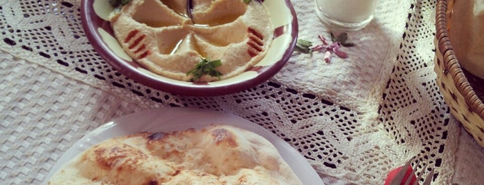 Beirut is one of 20 favorite restaurants.