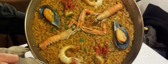 El Garbí is one of PAELLA (FOR LOCALS).
