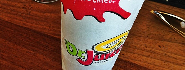 Dr Juice is one of Malta.