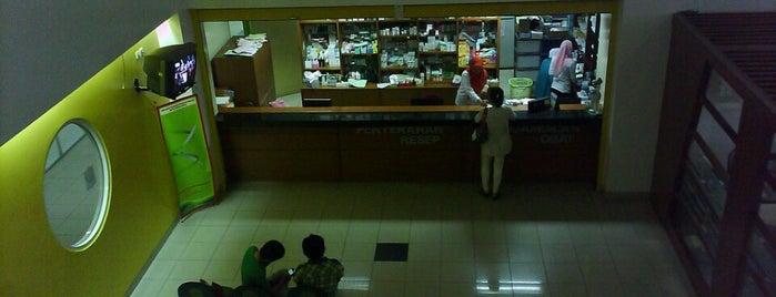 RSIA Budi Kemuliaan is one of Rumah Sakit (Hospital).