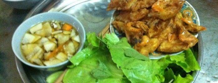 Ngõ Chợ Đồng Xuân is one of ăn uống Hn.