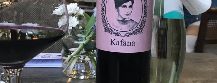 Kafana is one of Berlin: to be discovered.