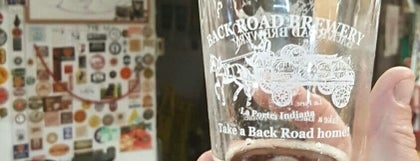 Back Road Brewery is one of Chicagoland Breweries.
