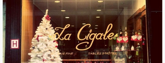 La Cigale is one of Restos.