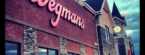 Wegmans is one of Roc City Trick.