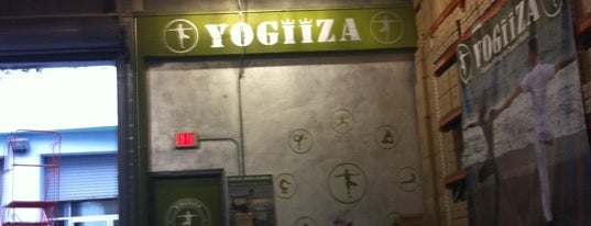 YOGiiZA is one of Favorite Places.
