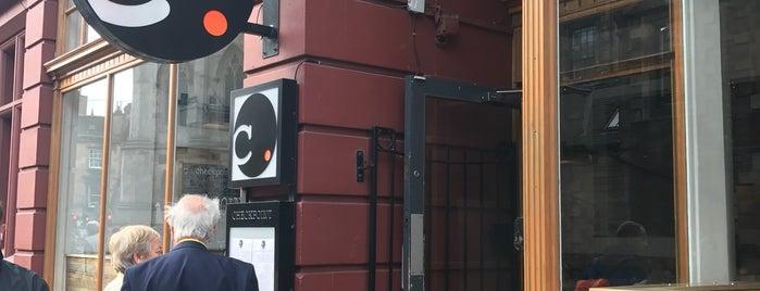 Checkpoint is one of Gluten-Free Edinburgh.