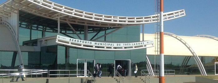 Aeroporto de Três Lagoas / Plínio Alarcon (TJL) is one of Aeroportos do Brasil.