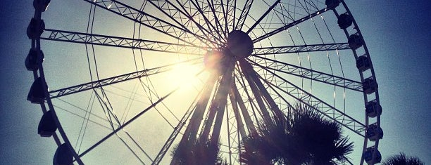 Myrtle Beach SkyWheel is one of Things to Do.