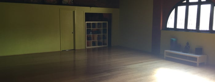 YogaWorks Midtown is one of The Great Baltimore Check-In.