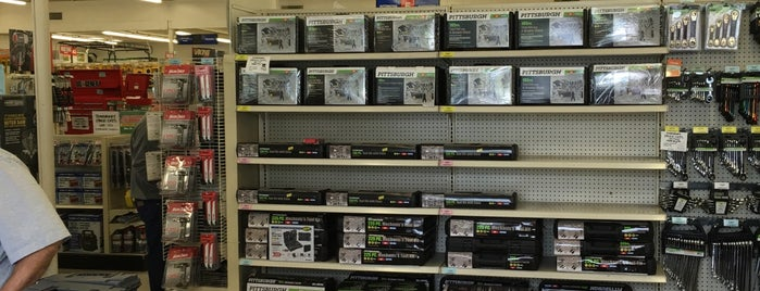 Harbor Freight Tools is one of My Faves.